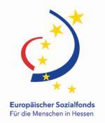 Wortbildmarke Europäischer Sozialfonds Hessen