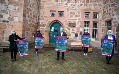 """""""Marburg ohne Partnergewalt"""" – Die Teams der Rugby Union Marburg zeigen Gesicht gegen Gewalt in Partnerschaften"""